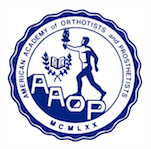Member in Good Standing of the American Academy of Orthotists and Prosthetists