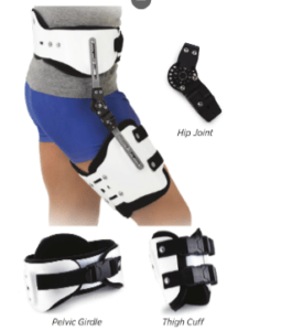 Hip Injury-Hip Abduction Brace