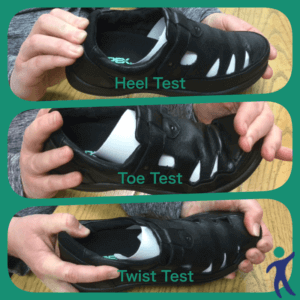 Get the Best Shoes best shoes 3 Tests to find the Best Shoes best shoe test collage