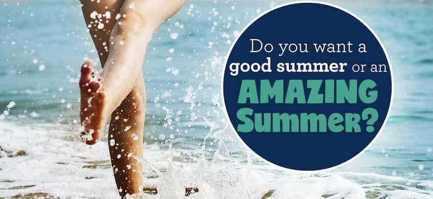 Get Ready for Summer with Foot Orthotics.